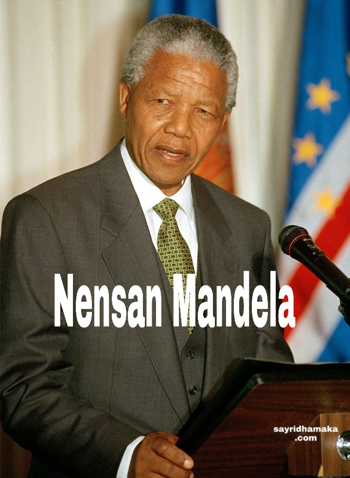 Nensan Mandela images